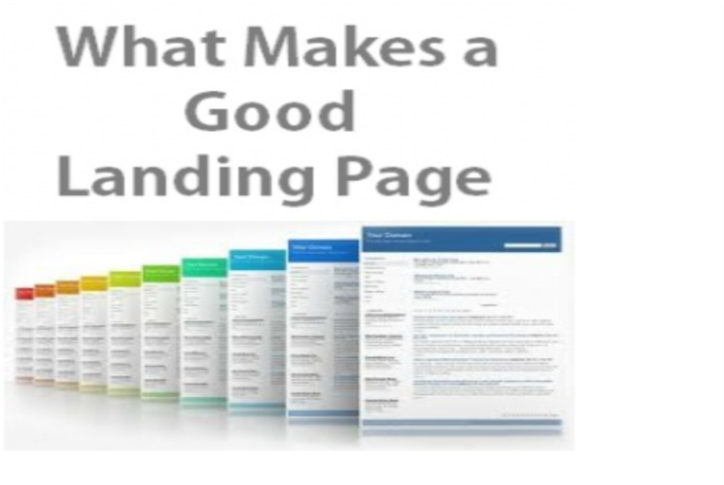 key factors to make a good Landing page